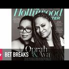 Oprah And Ava Duvernay On Hollywood Reporter Cover For
