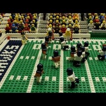 Superbowl 48 played by Lego-men!