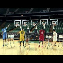 Watch NBA's Jingle Hoops AD for Christmas Day Games