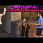 Aww, that's nice! This social experiment makes everyone smile