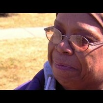 Retired nurse risks life to save stranger