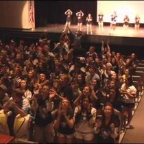 Plum High School 2013 Penguins lip dub video