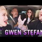 Carpool Karaoke w/Gwen Stefani!