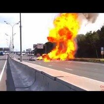 VIDEO: Hazmat Highway to Hell