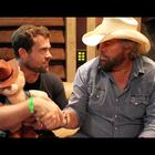 Hahha! Poor Toby! Look what happened to Toby Keith!