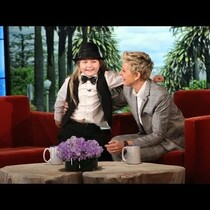 7 Year Old Piano Player on Ellen