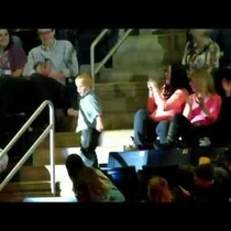 Little Boy Steals the Show at a Rascal Flatts Concert