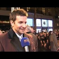Bradley Cooper Speaks French! Tres Hot!