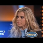 The Band Perry's Kimberly plays Family Feud And She KILLS it!