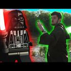 (VIDEO) Real Life Lego Star Wars Battle