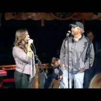 [WATCH] Toby's Daddy-Daughter Duet