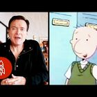 (VIDEO) This man voiced all your favorite Nickelodeon Cartoons in the 90s!