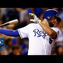 Royals Third Baseman Mike Moustakas Likely Out For The Year With Torn ACL