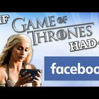WATCH: If Game of Thrones Had Facebook