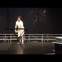 This Guy Flips A Water Bottle During His HS Talent Show, And The Crowd Goes NUTS!!!