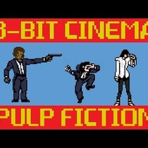 8-bit Pulp Fiction is simply awesome!