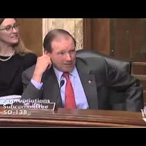 WATCH: Senator Hilariously Goes To The Wrong Hearing.