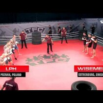 Group MMA fighting? Yup its as crazy as it sounds