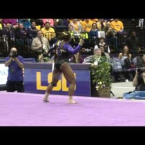 If Only All Gymnastic Routines Were This Awesome!