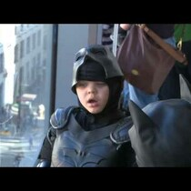 Spiderman Andrew Garfield NOT THE VILLAIN in Batkid story!