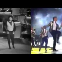 J. Anthony Brown Presents: Bruno Mars vs. James Brown DANCE BATTLE!!