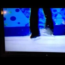 Olympic Wipeout - Figure Skater Style
