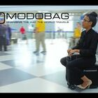 WATCH: World's First Motorized, Rideable Luggage!