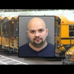 School bus driver guilty of raping student, will serve no jail time.