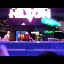 Here is the Video of Paris Hilton Dj'ing in Atlantic City!