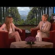 Lindsay Lohan Spills It All Out On Ellen!