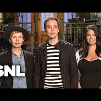 Watch Beck's Saturday Night Live Preview With Jim Parsons