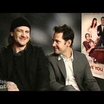 Paul Rudd and Jason Segal Give The Most Baked Interview Of All Time
