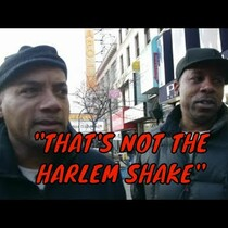 Harlem Residents React To the 'Harlem Shake'