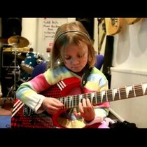Keith Urban & Brad Paisley watch out...this little 7 year old is amazing!!