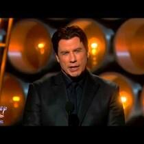Travolta-ize YOUR Name The Way John Travolta Did For Idina Menzelle (Adele Dazem) At The Oscars