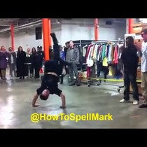 (VIDEO) Cop Shows Street Dancers How to RESPECT the Badge