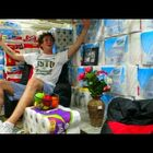 Guys Build Fort Out of Walmart Toilet Paper Aisle