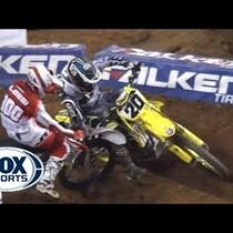 VIDEO: Supercross Cheap Shot