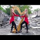 2 Girls, 1 Harp – Twins Absolutely SLAY Metallica Like You've Never Seen Before