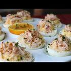 Mad Men Inspired Deviled Eggs!