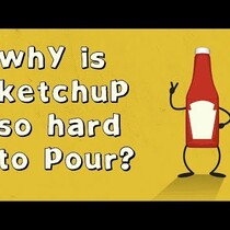 WATCH: Why is Ketchup So Hard To Pour?