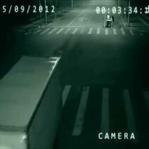 Angel Caught On Traffic Cam?