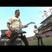 METALLICA: Free National Anthem