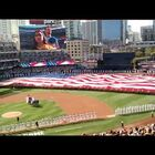 Rachel Platten Sings at the MLB All Star Game!