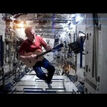WATCH: Space Oddity