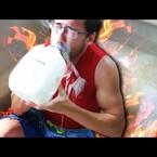 Guy Eats 13 Habanero Peppers & Takes Ice Bath