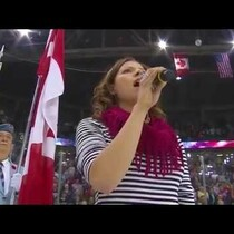 Forgetting the words to The Star Spangled Banner
