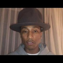 Video: Boy Fighting Cancer Gets Personal Message From Pharrell Williams