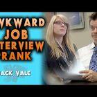 BUSTED: Hidden Camera at Awkward Job Interviews