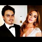 Lindsay Lohan Has A Blow Out With Her BF